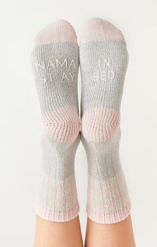 Z Supply Namastay Rib Socks