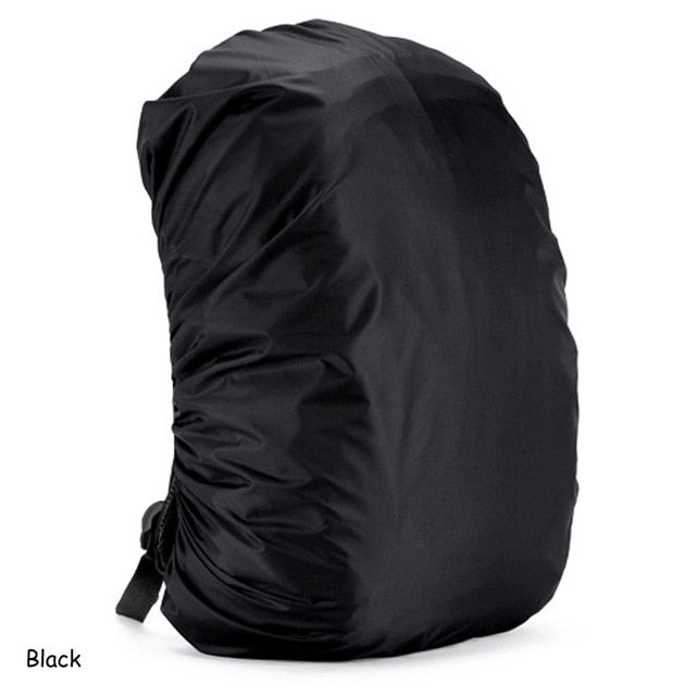 1 Pcs 35L 45L 70L Waterproof Dust Rain Cover Portable Backpack Travel Camping Rucksack Bag Rainproof Backpack Cover