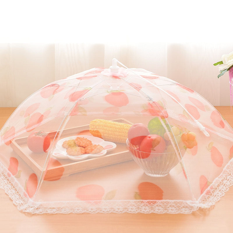 Flies Insect Proof Food Net Cover Kitchen Helper Easy But Useful Tool