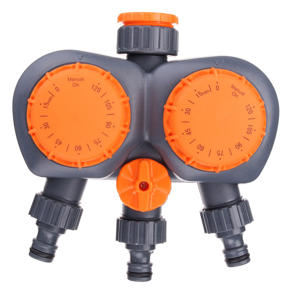 Mechanical Water Timer Hose Faucet Garden Watering Controller Irrigation Timer System