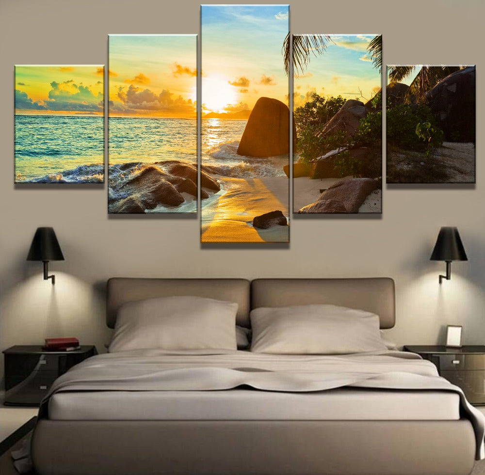 Wall Art Home Decor For Living Room Unique Gift Wall Picture