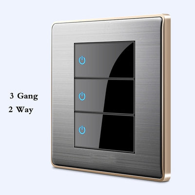 86 Type 1 2 3 4 Gang 1 2 Way Household Switch