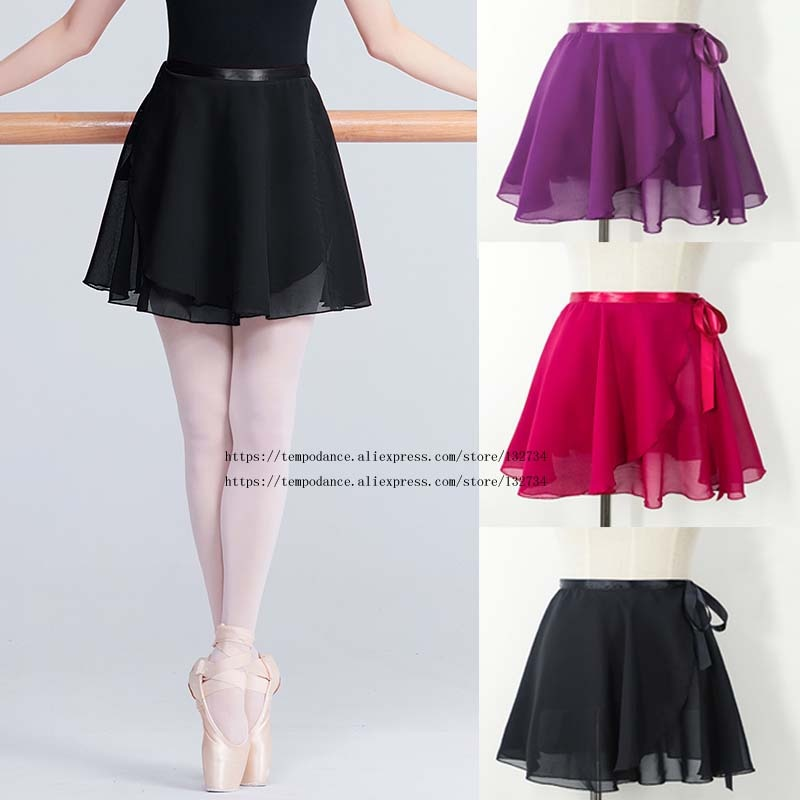 Ballet Dance Skirt for Adults & Children
