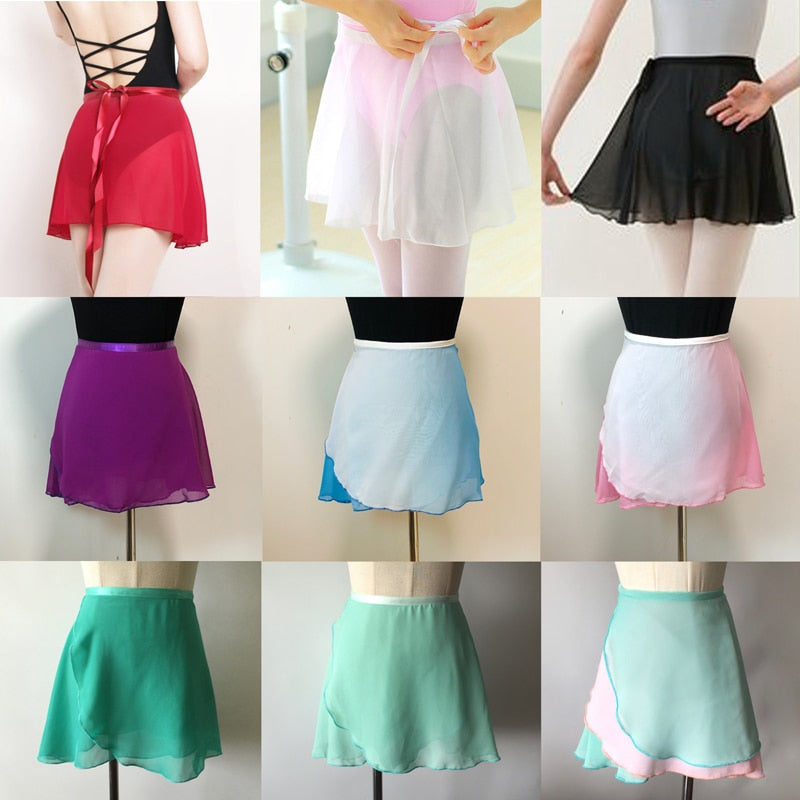 Ballet Dance Adult & Children Skirt