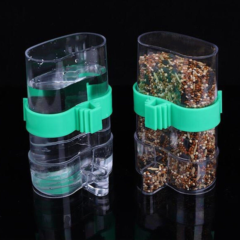Bird Feeder Food & Water