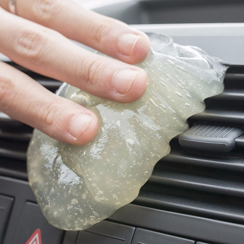 Soft Gel Car Gap Dust Cleaner