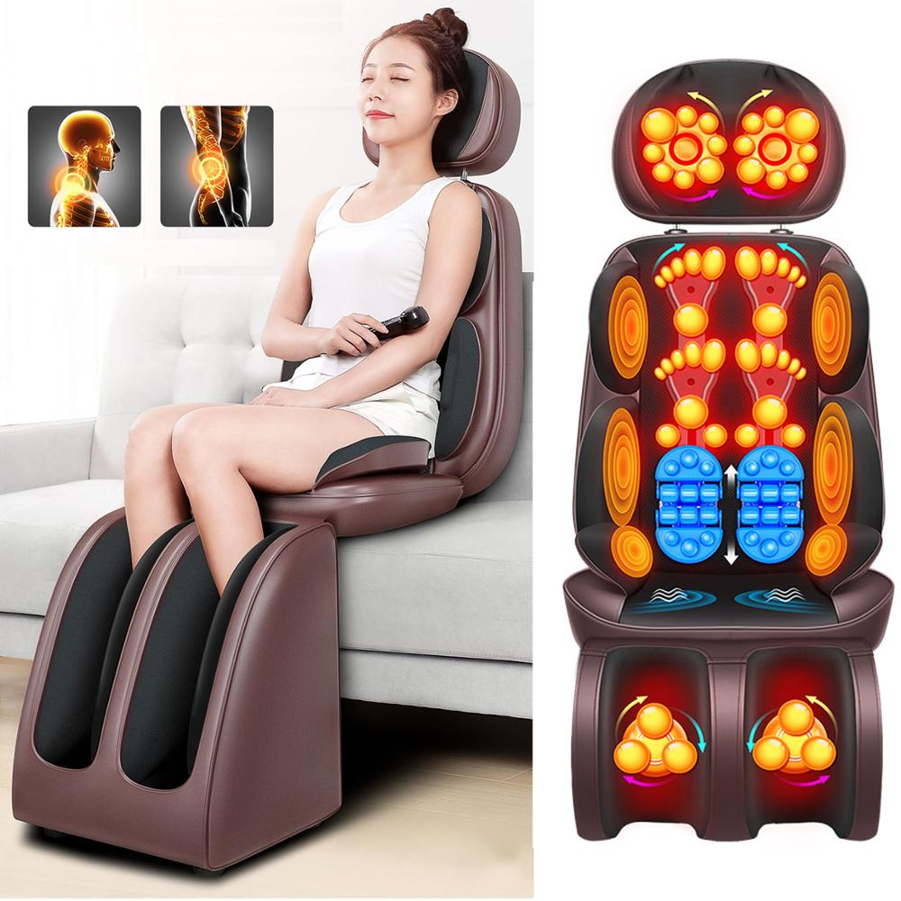 Electric full body massage chair  220V