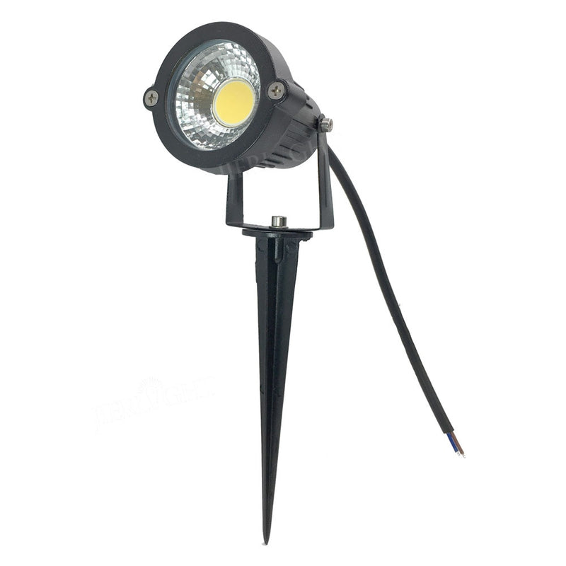 Garden spot light led COB 3W 5W IP65 for outdoor