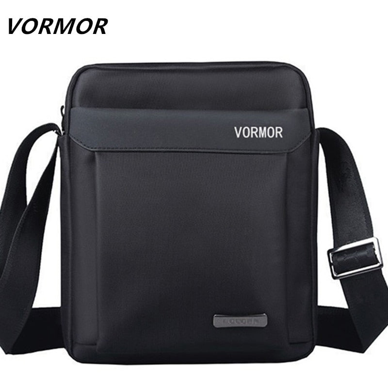 VORMOR Men bag 2019 fashion man shoulder bags  High quality oxford casual messenger bag business male crossbody bags