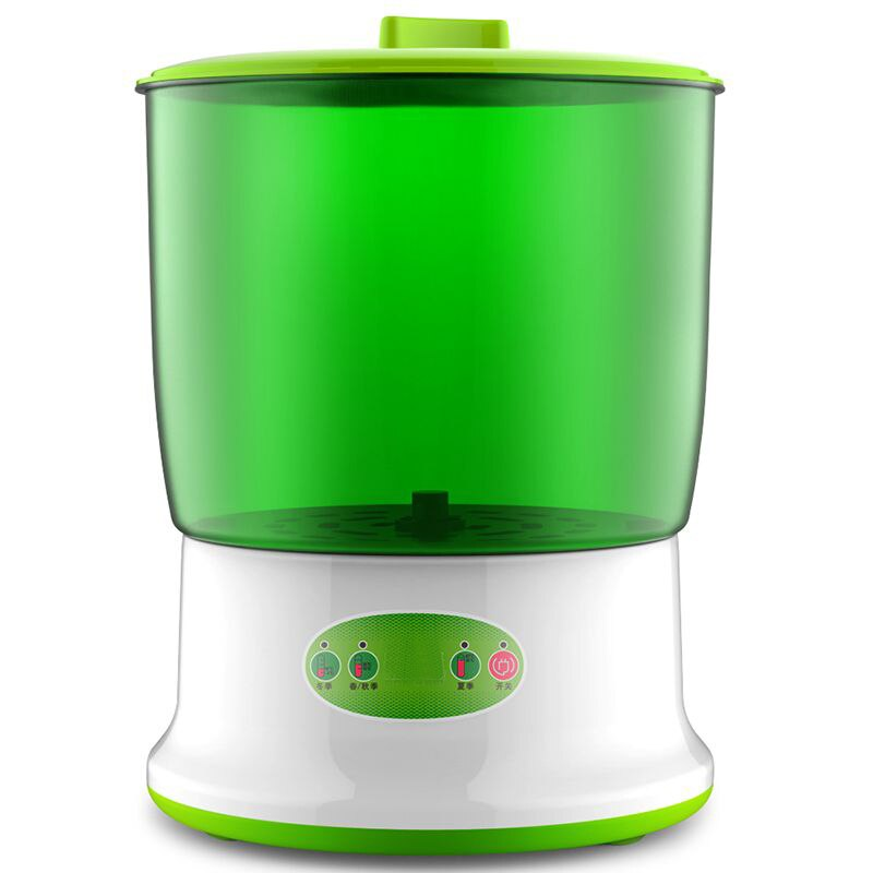 220V Home Use Intelligence Bean Sprouts Machine Large Capacity Thermostat Green Seeds Growing Automatic Bean Sprout Machine