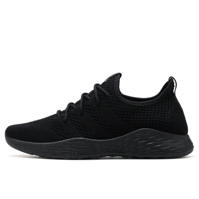 Breathable Men Sneakers Male Shoes Adult Red Black Gray High Quality Comfortable Non-slip Soft Mesh Men Shoes 2018 Summer New 02