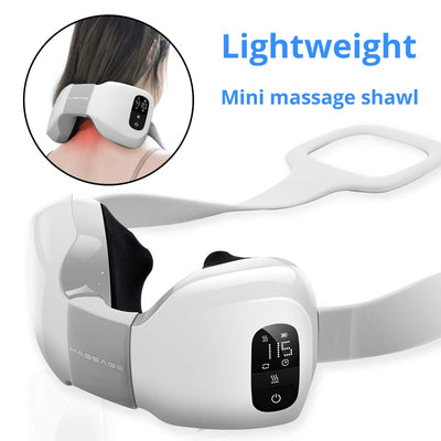 Mini neck Infrared massager