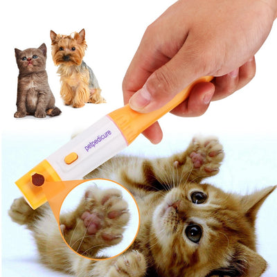 New Nail Trimmer for Cats and Dogs