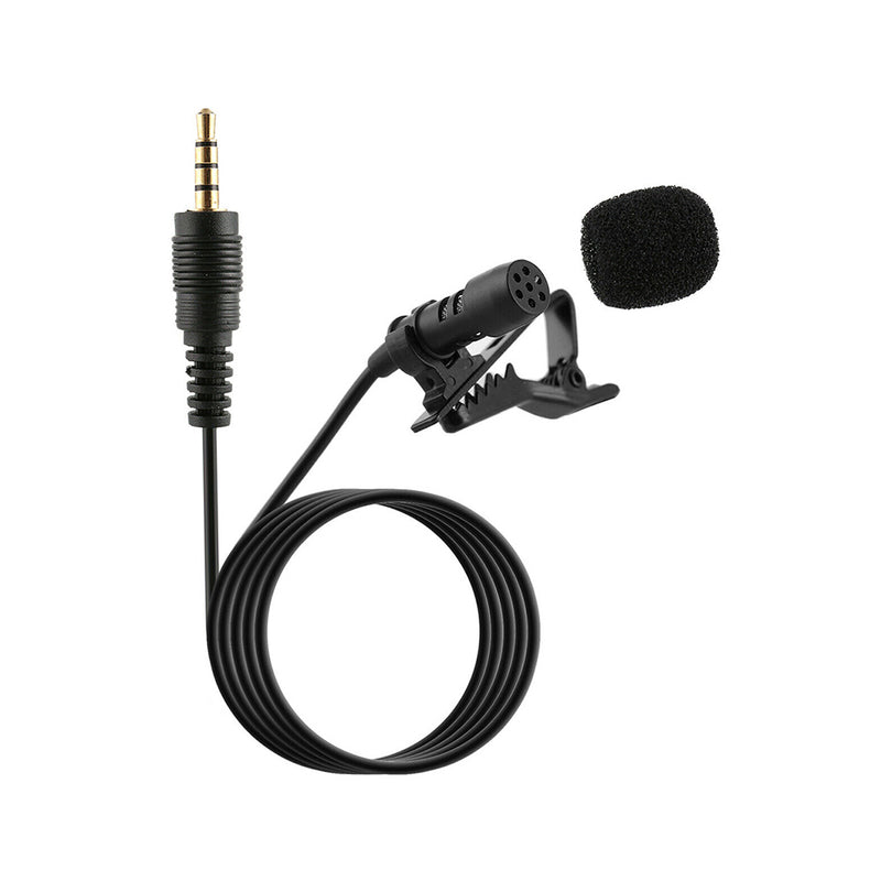 Professional  Portable Mini Stereo HiFi Sound Quality Condenser Microphone For Phone