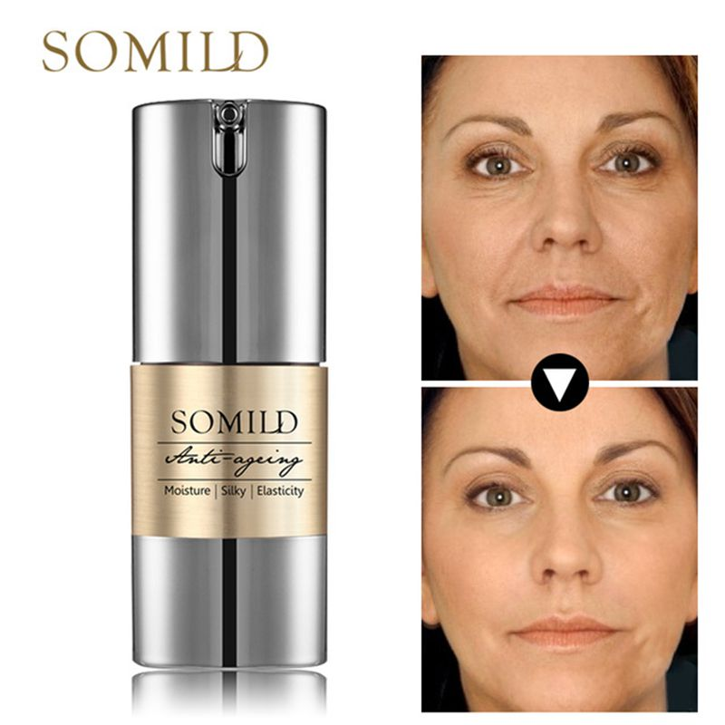 SOMILD Face Serum Korea Anti Aging & Wrinkle Oil