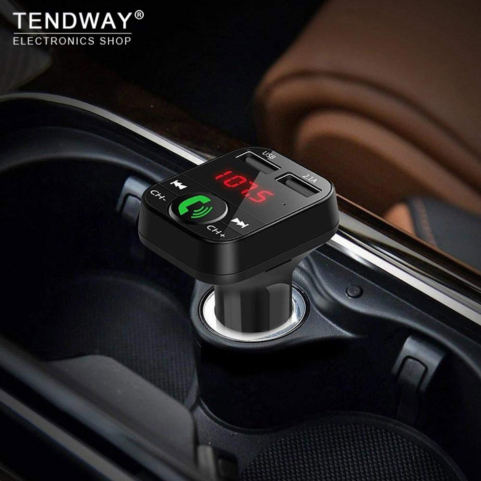 Tendway Car Phone Charger