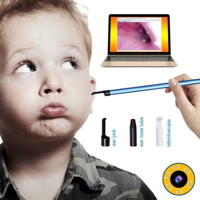 Ear Cleaning Endoscope For Windows PC For Android For IOS
