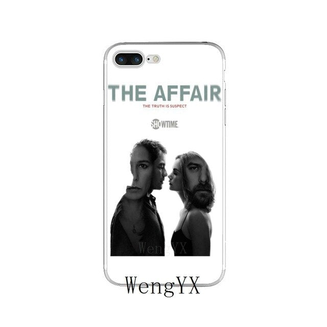 WengYX TV series show The Affair poster