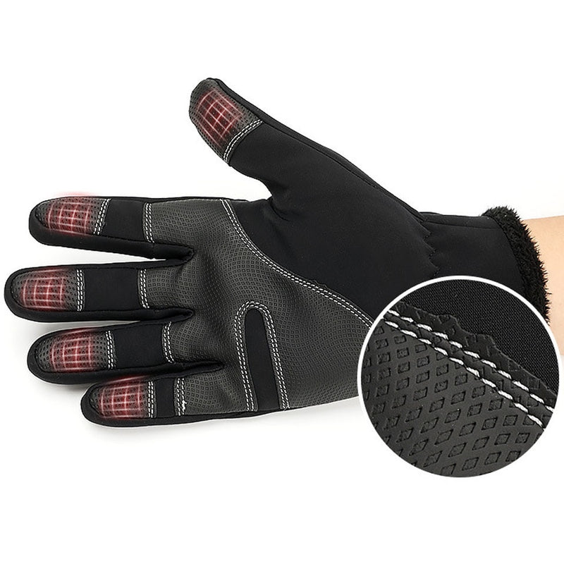 Anti-slip Winter Touchscreen Gloves