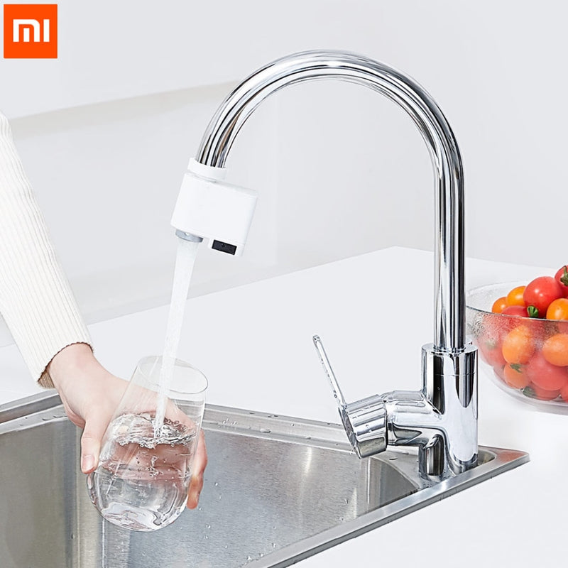 Xiaomi ZAJIA Automatic Sense Infrared Smart Home Device For Kitchen Bathroom Sink Faucet