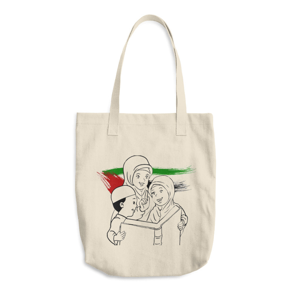 Shopping Bag - Cotton Tote Bag