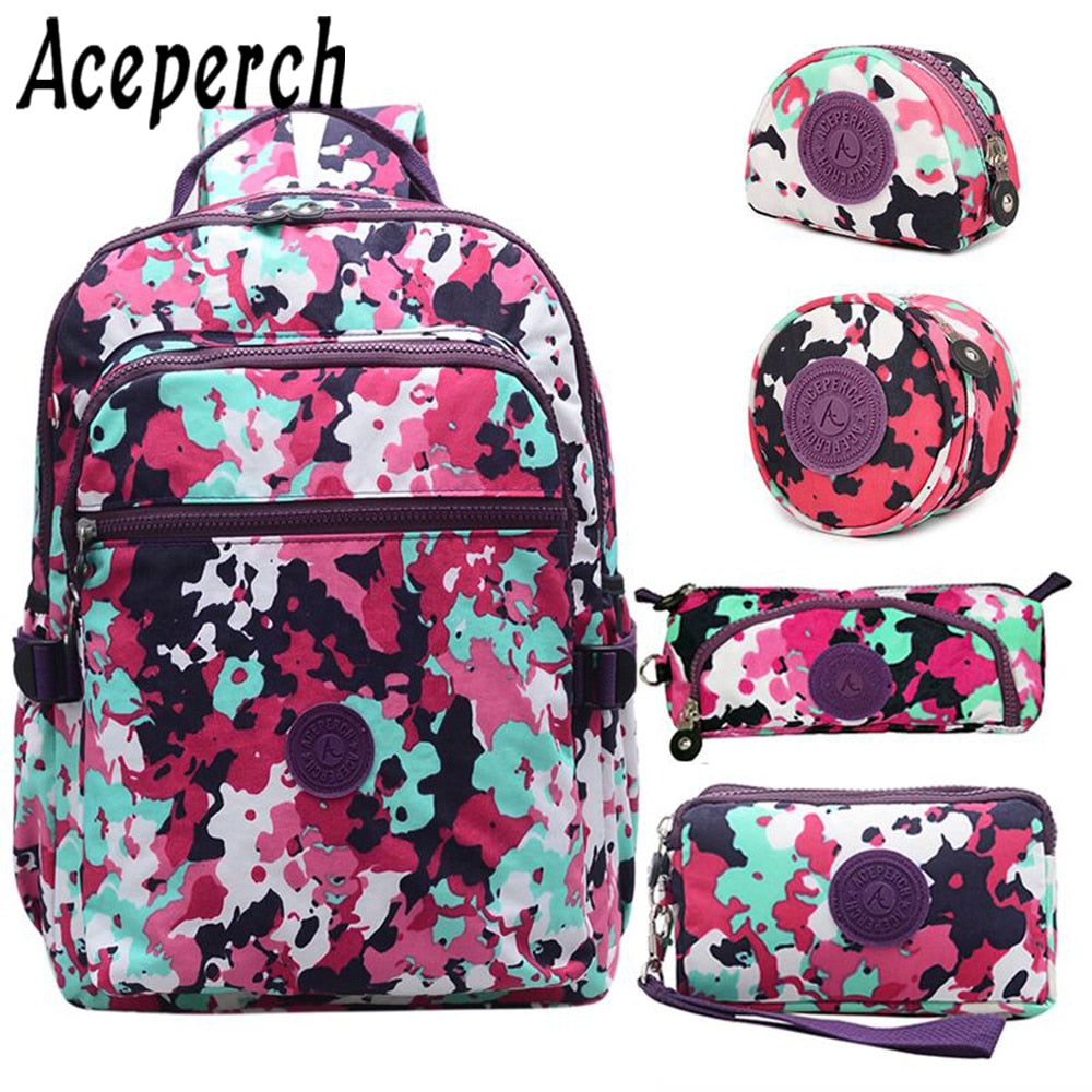 Teenage Girls Mochila