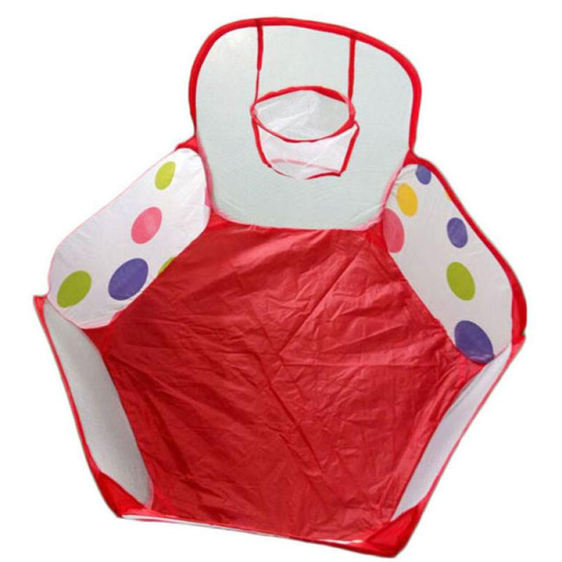 Play Tent With Basketball For Kids