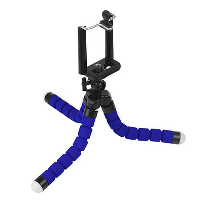Powstro Mini Flexible Octopus Digital Camera Tripod Holder for Gopro Mount Bracket Stand Display Support for Cell Phone Holder