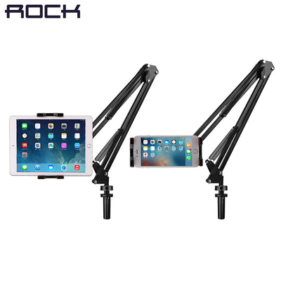 Universal Mechanical Stand Holder for iPad/ Tablet 360 Rotating