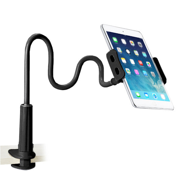 Flexible Desktop Phone Tablet Stand Holder For iPad Mini Air Samsung For Lazy Bed Tablet PC Stands Mount Big Phone