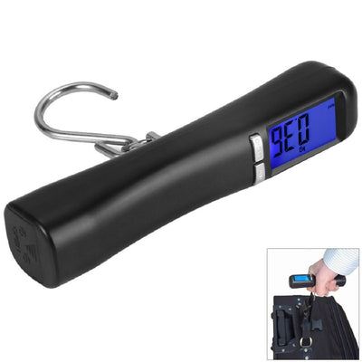 LCD Backlit 40Kg Portable Luggage Hook Scale