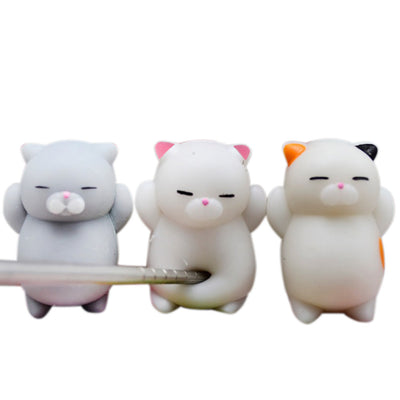 Cat Squeeze & Stress Reliever Toy