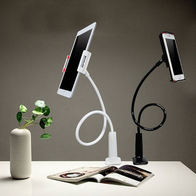 Universal 360 Flexible Table Stand Mount Lazy Holder For Phone Ipad Tablets