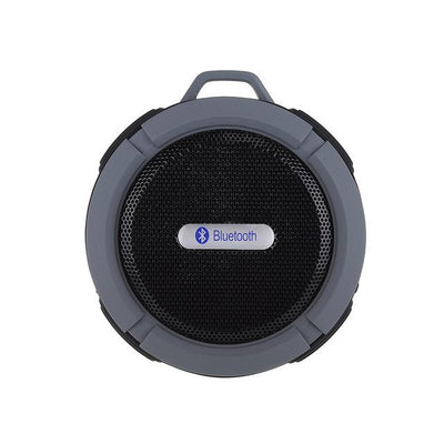 A Waterproof Mini Portable Wireless Speaker - Suitable for Shower Swimming Pool Car