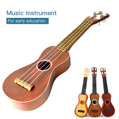 Fashion Ukulele for Beginners Toy For Kids