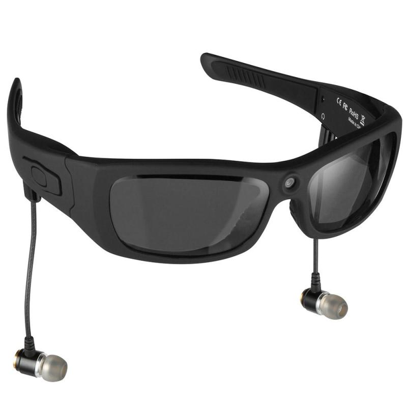 1080P Bluetooth Sunglasses Camera