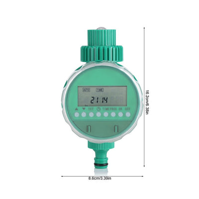 Automatic Electric Digital Gardening Irrigation Timer