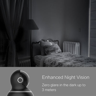 1080P Night Vision Wireless IP Home Security Surveillance
