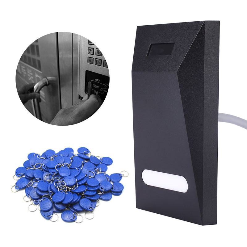 Smart Card IC Reader Entry Systems Door Lock Home Security