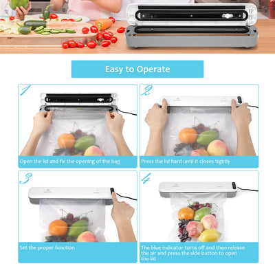 Automatic Electric Vacuum Food Sealer