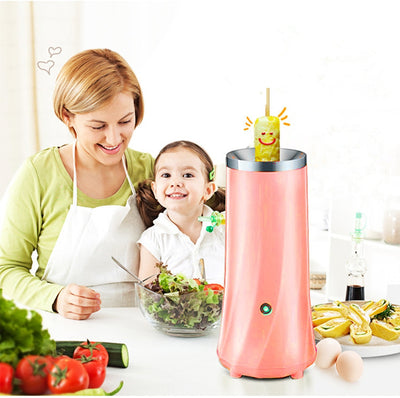 Automatic Electric Mini Egg Roll Maker