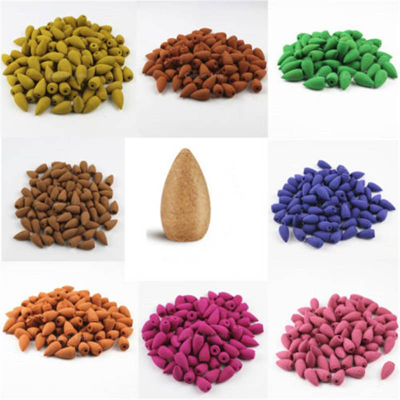 50 Pcs/Bag Bullet Shape Incense For Smoke Tower