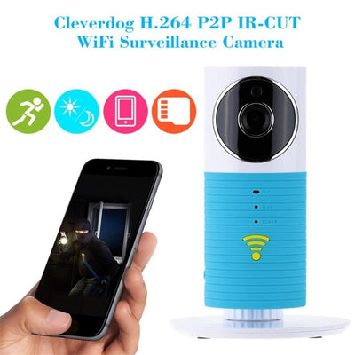 Baby Pet Monitor Smart Wireless Security Camera