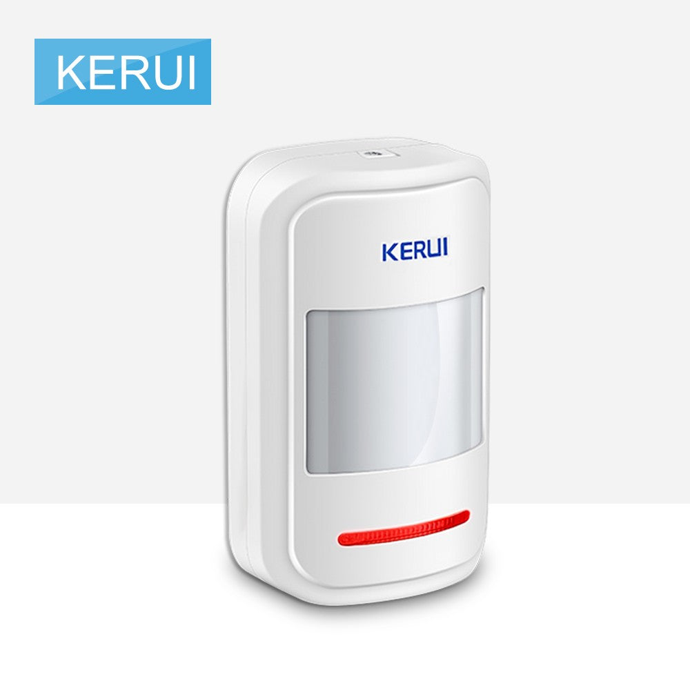 Alarm Detector For Home Burglar Security System