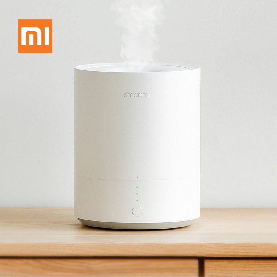 Mist Humidifier 2.25L Ultrasonic Wave Air Purifying