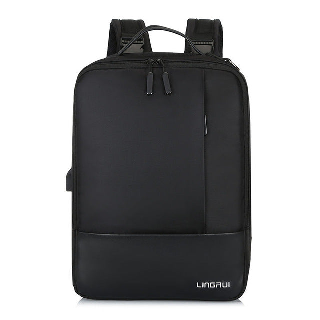Antitheft Laptop Backpack With USB Charge Universal 15.6 Inch Bag