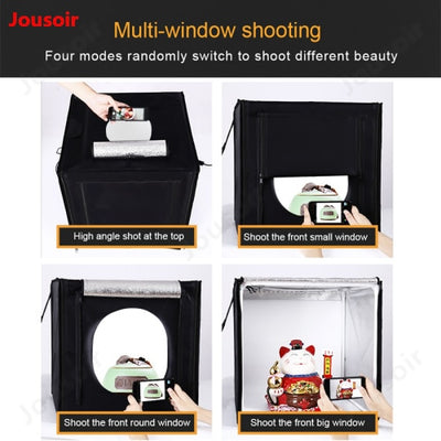 40 cm Light Box Photography Kit