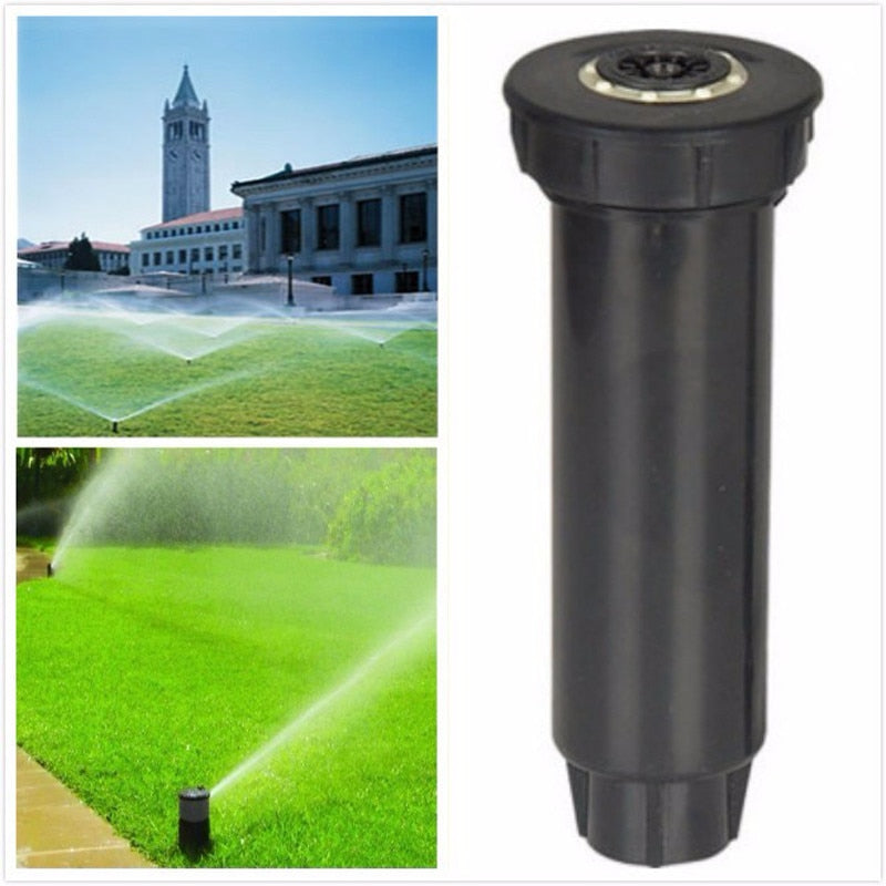 1/2 Inch 25-360 Degrees Garden Plastic Irrigation Sprinkle