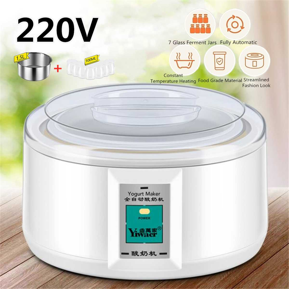 1.5L Electric Yogurt Maker