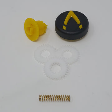 2990140 Minn Kota Fortrex & Maxxum Yellow Pointer Disc Kit